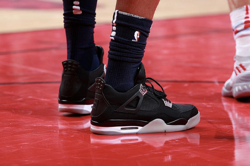 Jimmy Butler Eminem Carhartt Air Jordan 4 Retro Sneakers AJ4 Limited Edition Mens Shoes Basketball Minnesota Timberwolves Chicago Bulls