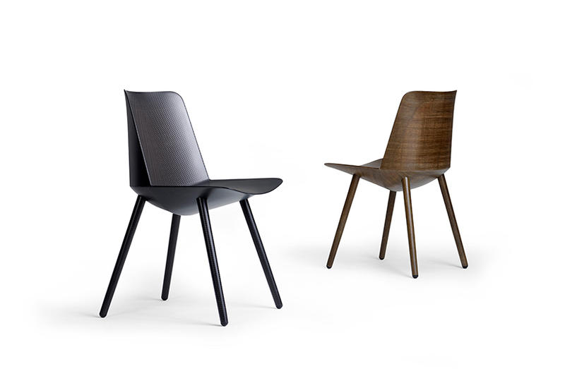 "Jin Kuramoto ""JIN"" biological Chair OFFECCT Best Product Award Stockholm Furniture Fair"