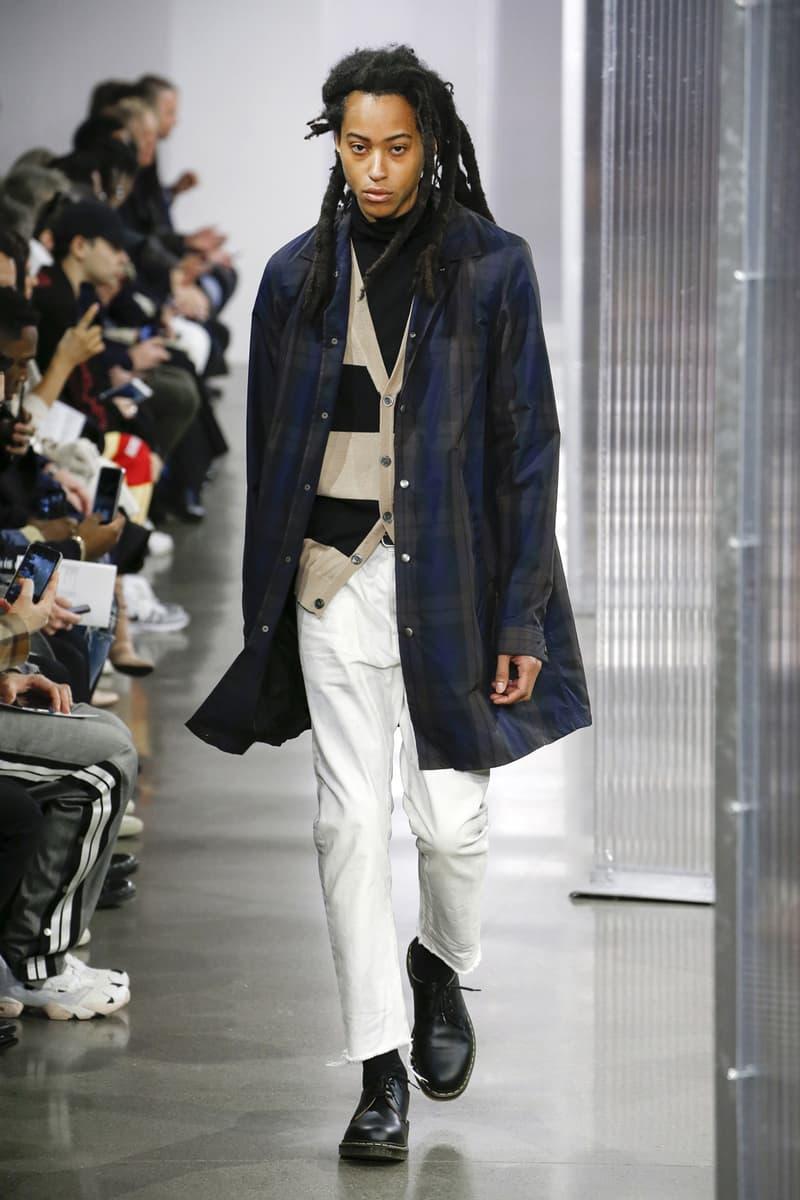 7201a11c518 John Elliot 2018 Fall Winter Runway Collection Nike Air Monarch Humara dr  martens New York Fashion