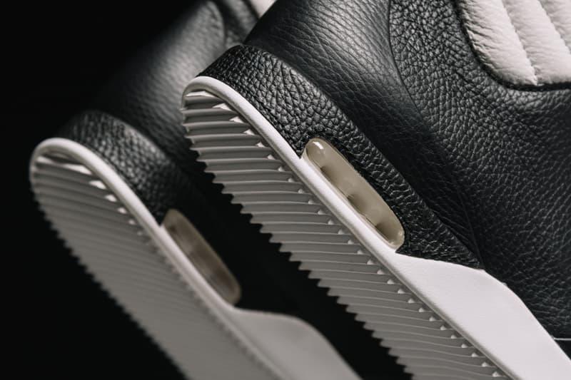 John Geiger Two Tone 001 Black White 2018 february 2 release date info sneakers shoes footwear