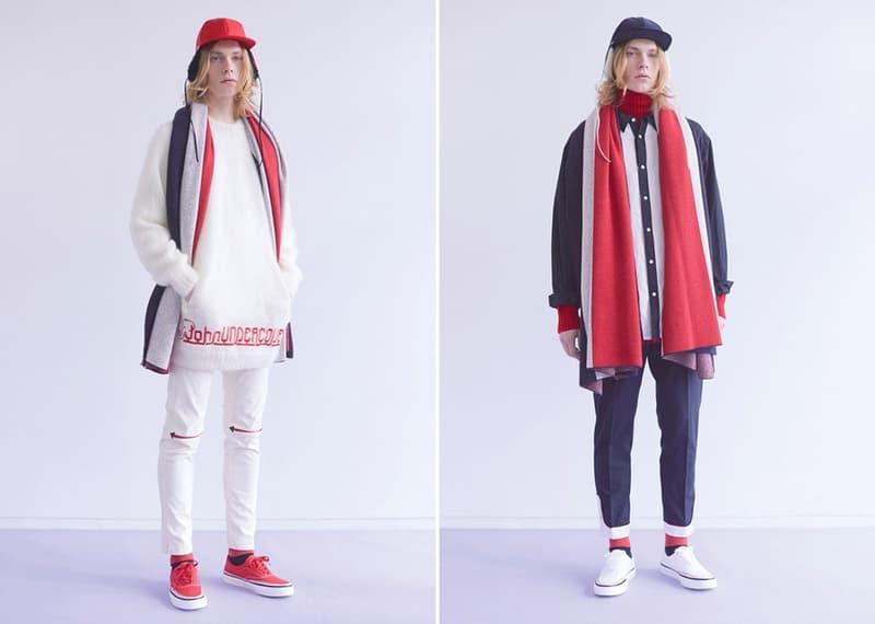 JohnUNDERCOVER 2018 fall winter Jun Takahashi Fashion Apparel Clothing Luxury