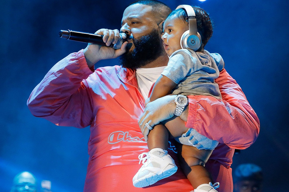 1be355957539 Jordan Brand Partners With DJ Khaled s 1-Year-Old Son Asahd for New  Collection