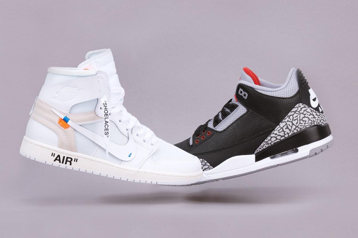 the latest b102f 75bd2 HYPEBEAST Giveaway  Virgil Abloh x Air Jordan 1