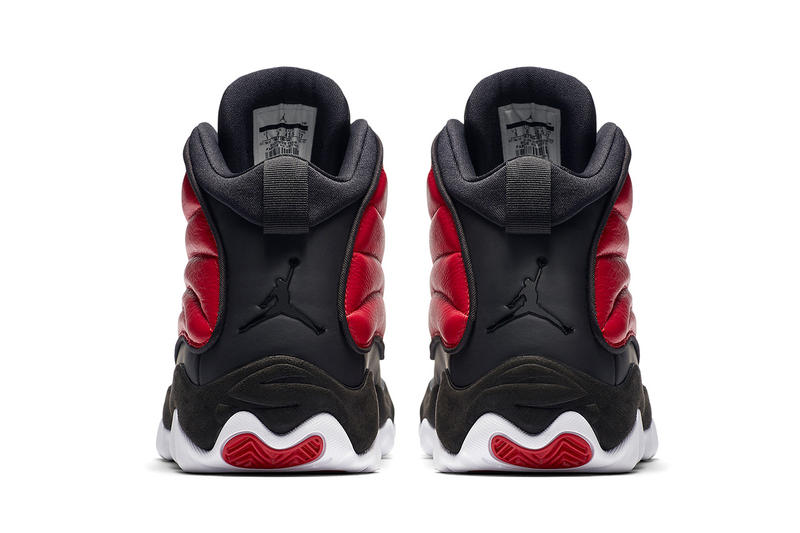 Jumpman Pro Strong Gym Red Release Info