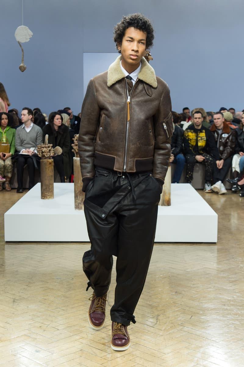 JW Anderson Fall Autumn Winter 2018 Collection Menswear Men Streetwear Street Style Fashion Week Label LFW London British