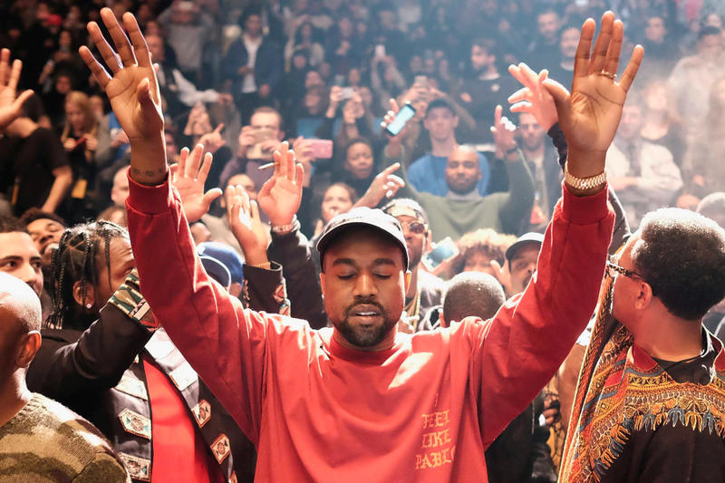 Kanye West Father Stretch My Hands Pt.2 RIAA Platinum The Life of Pablo