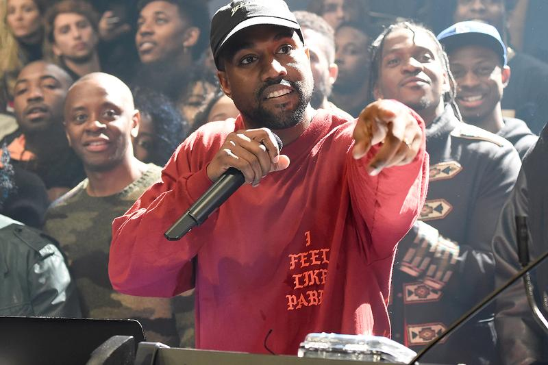 Kanye West Rants About Grammys and More