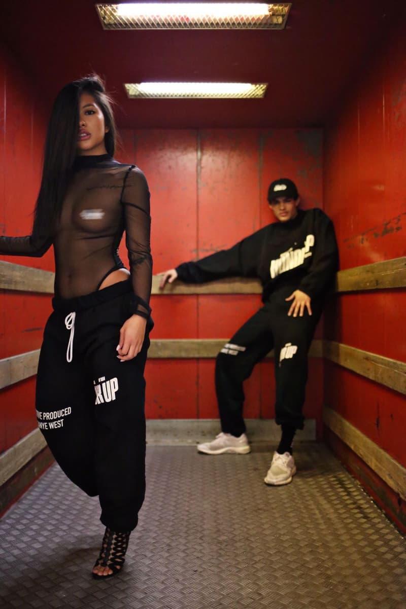Kanye West Honor Up Merch movie damon dash closer lookbook design cam ron closer exclusive premiere limited drop friends family