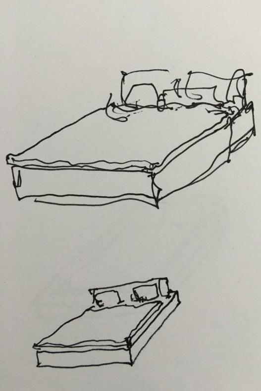 Kanye West Kim Kardashian Furniture design architecture Axel Vervoordt architectural digest