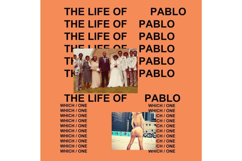 Kanye West x The Life Of Pablo x Stream
