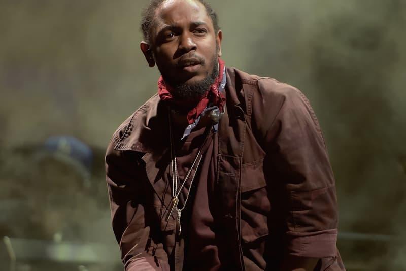 Kendrick Lamar Black Panther The Album Tweet Marvel Studios