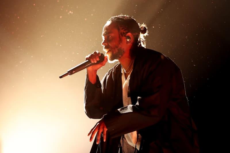Kendrick Lamar DAMN. Pop-Ups Europe Dates Merch Top Dawg Entertainment
