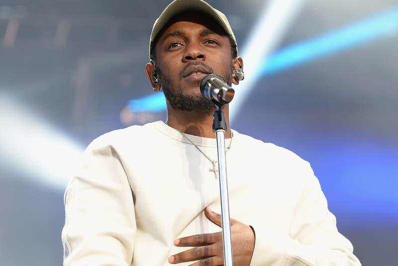 Kendrick Lamar Live Show Photo Ban