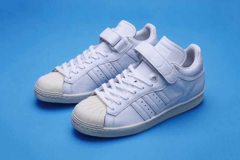 premium selection b8cd0 c3e10 KICKS LAB. x adidas Originals Pro Shell '80s | HYPEBEAST