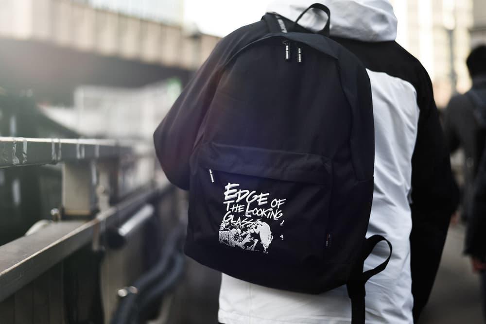 Kim Jones GU HYPEBEAST Japan Editorial 2018 collaboration release date info drop dover street market exclusive shoot edge of the looking glass