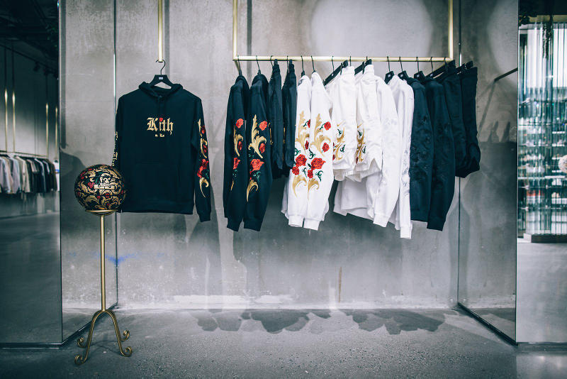 KITH First West Coast Los Angeles Flagship Streetwear All-Star Weekend Sunset Blvd UCLA Sneakers Kicks Shopping Street Fashion LA Ronnie Fieg