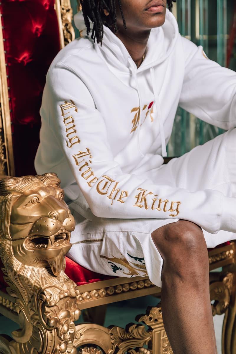 KITH Nike LeBron James Long Live the King Part 2 Ronnie Fieg Nike Lebron 15 footwear fashion