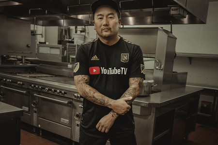 LAFC Unveils Jerseys With a Nod to Los Angeles Culture