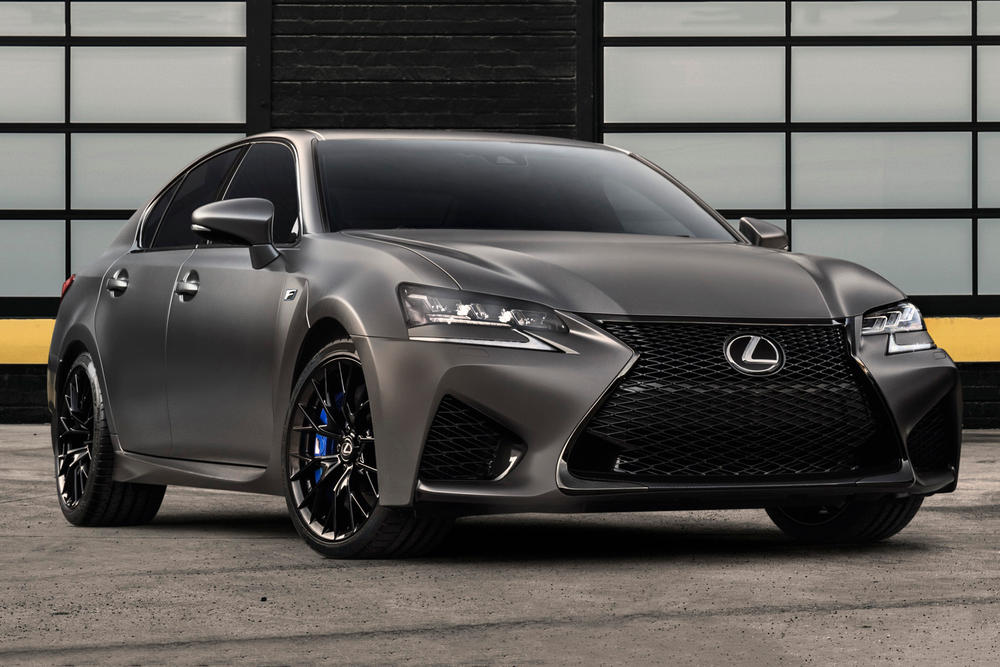 Lexus Special Editions RC F GS F V8 Powered Nebula Gray Cars