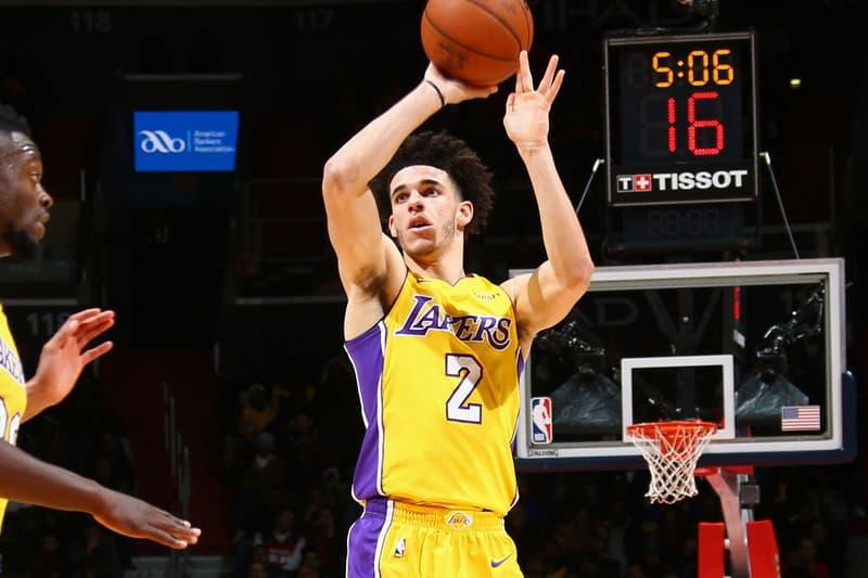 Lonzo Ball Father NBA Los Angeles Lakers Denise Garcia LaVar Ball Big Baller Brand