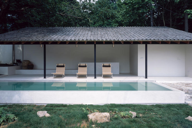 Lost Villa Boutique Hotel Zheijang China Naturalbuild