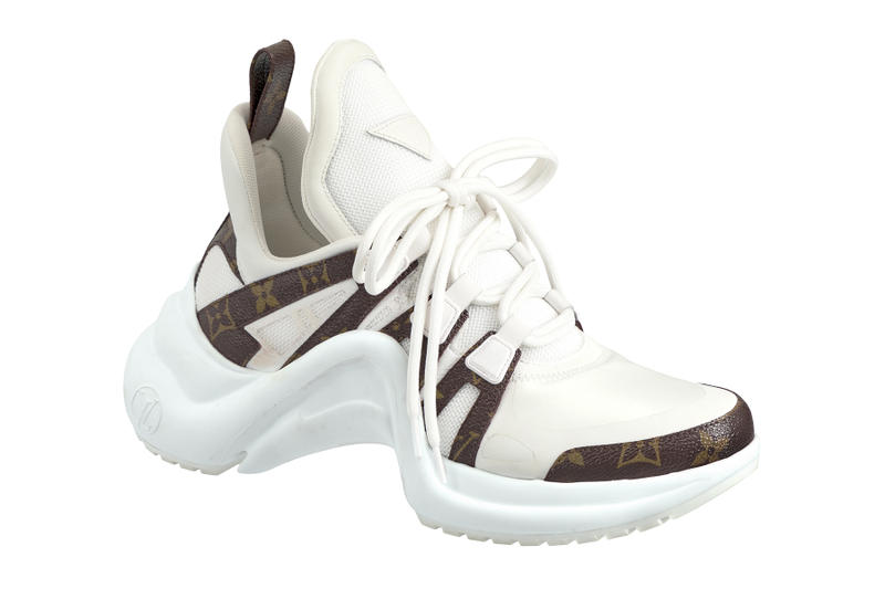 Louis Vuitton Archlight Sneaker Spring Summer 2018 Closer Look Monogram