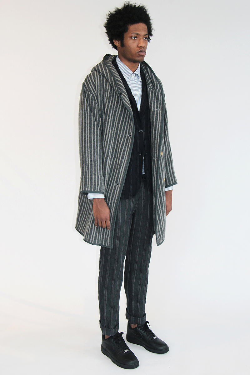 M5 Fall Winter 2018 Lookbook collection
