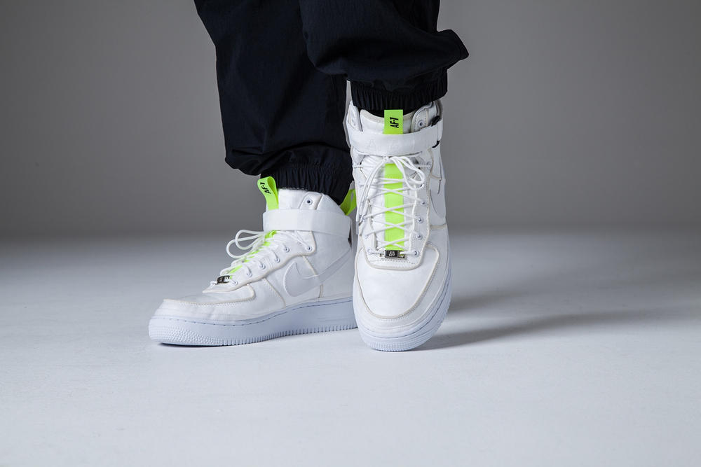 MAGIC STICK Nike Air Force 1 High VIP Capsule Collection apparel 2018 february march release date info