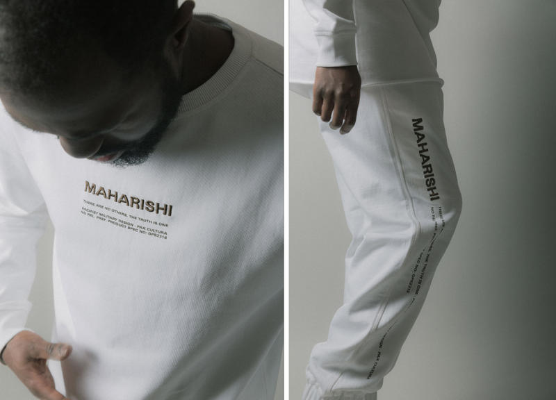 maharishi The Maha Meditation Capsule Lookbook Spring/Summer 2018