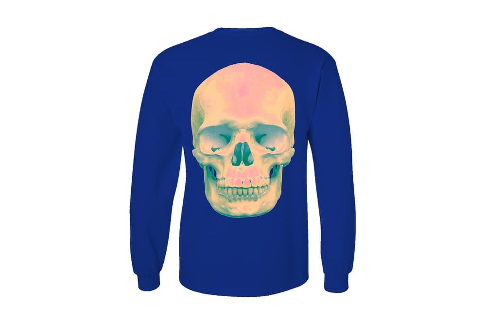 Marino Infantry Skull Logo Floral Logo t-shirt sweatpants fashion february 2018 ASAP Ant clothing clothes