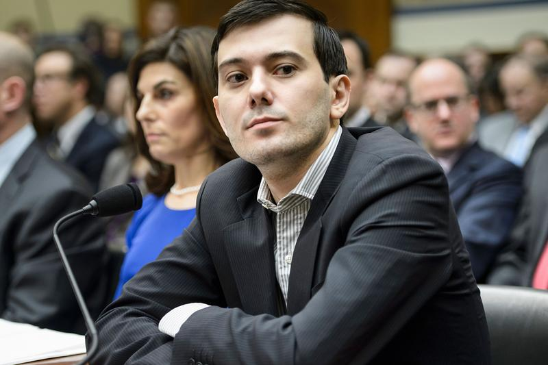 Martin Shkreli Unreleased Wu-Tang Clan Album NYC Party pharmaceuticals Webster Hall