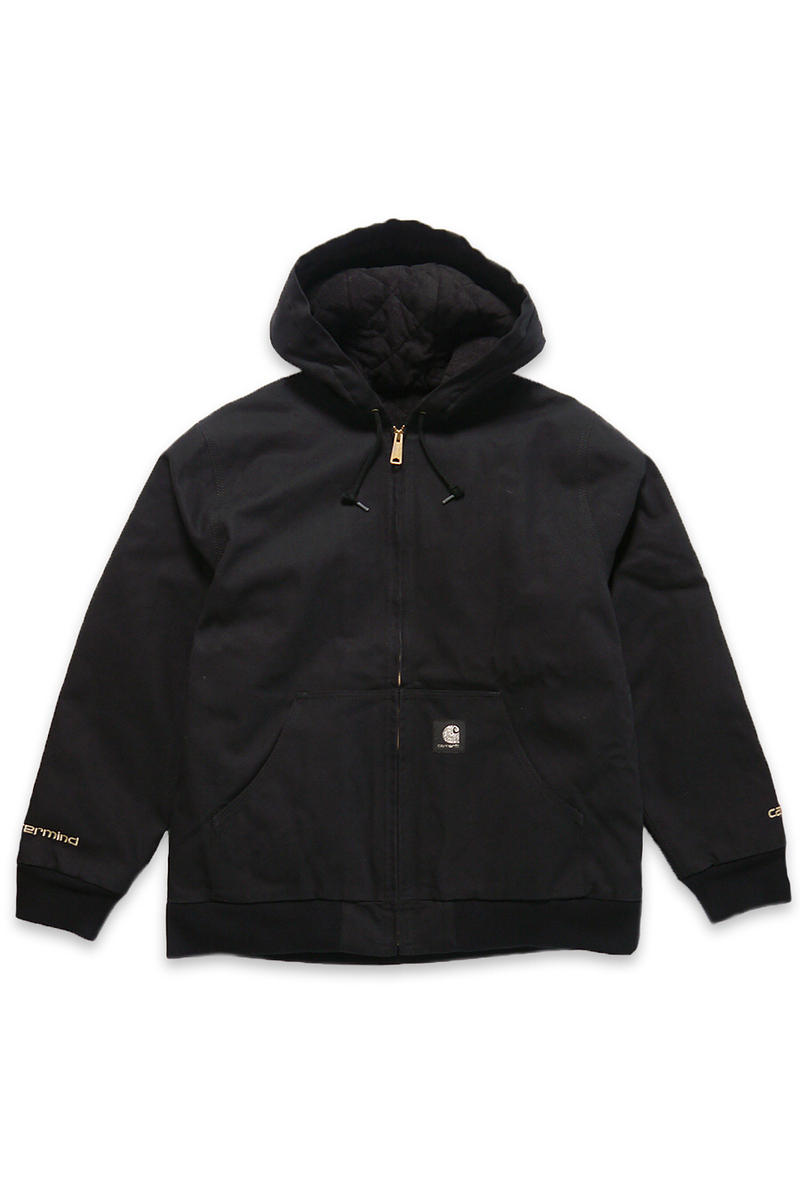 mastermind JAPAN Carhartt WIP Exclusive Capsule Streetwear Shred Season