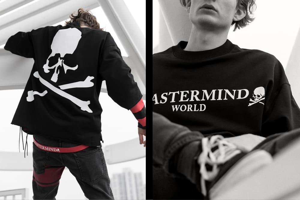mastermind WORLD Spring Summer 2018 Collection HBX Editorial