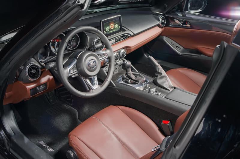 Mazda MX-5 RF 2018 Model