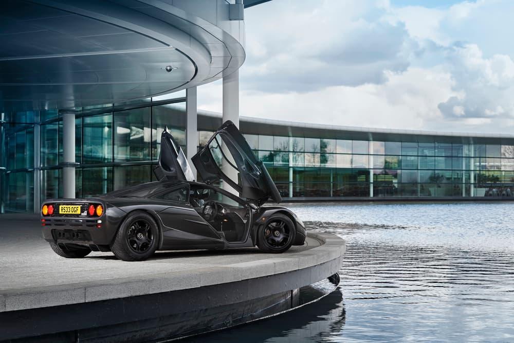 Near Mint McLaren F1 25 million Sale Car Automotive Supercar German Germany Engineering Hypercar Sportscar Racing