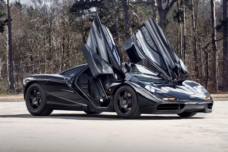 Near Mint McLaren F1 25 million Sale Car Automotive Supercar German Germany Engineering Hypercar Sportscar Racing