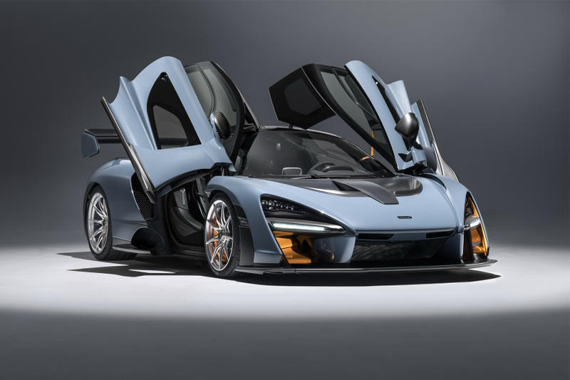 McLaren Senna Closer Look new pics photos 2018 february