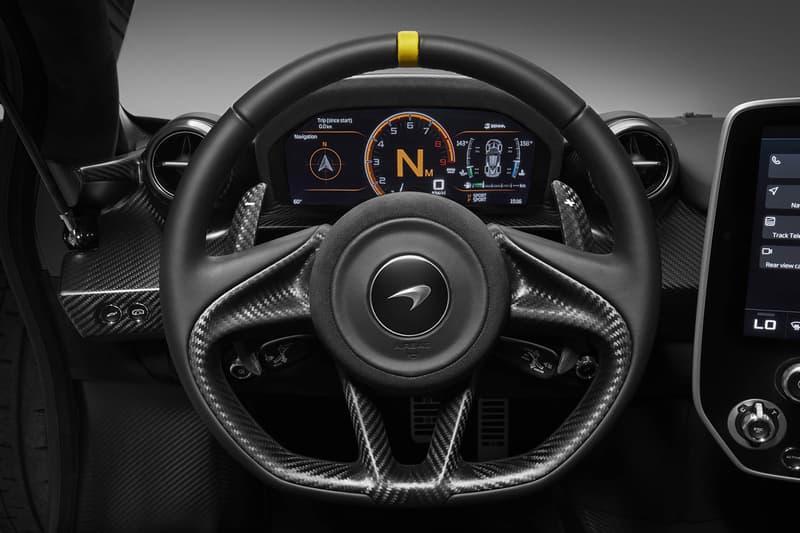 McLaren Special Operations Senna Carbon Fiber special edition