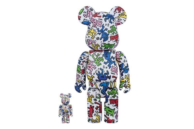 Medicom Toy Keith Haring BE@RBRICKs