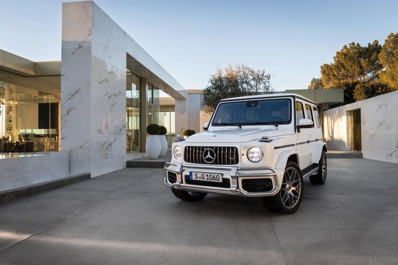 Mercedes Benz AMG G63 G Class Off Road Vehicle SUV All Wheel Drive AWD Wagon