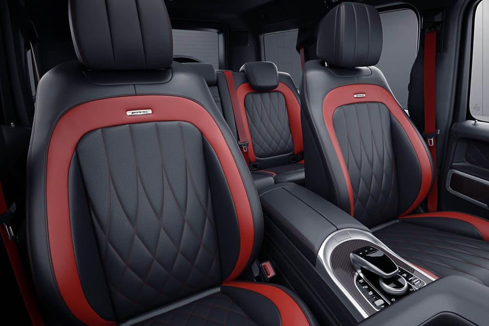 Mercedes AMG G63 Edition 1 class wagon