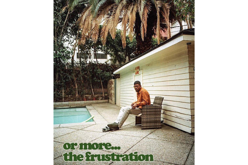 Mick Jenkins Or More; the Frustration EP Chicago Sean Deaux