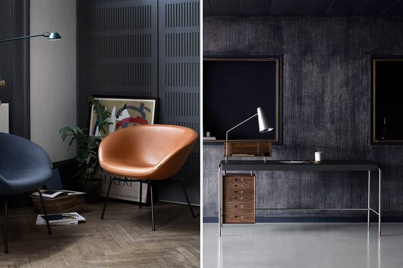 Mid-Century Design Stockholm Design Week  Carl Hansen & Son Republic of Fritz Hansen Erik Jørgensen Arne Jacobsen Warm Nordic Fjordfiesta