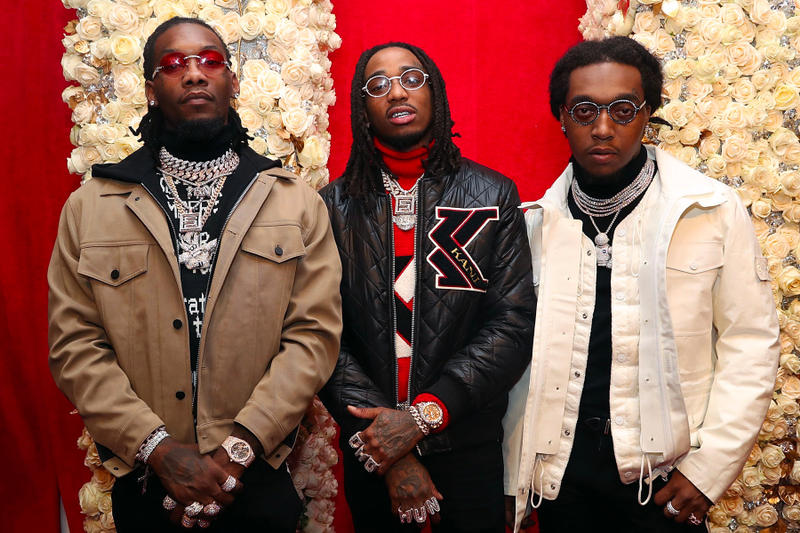 Migos Culture II Ad-Libs Test Website Takeoff quavo offset