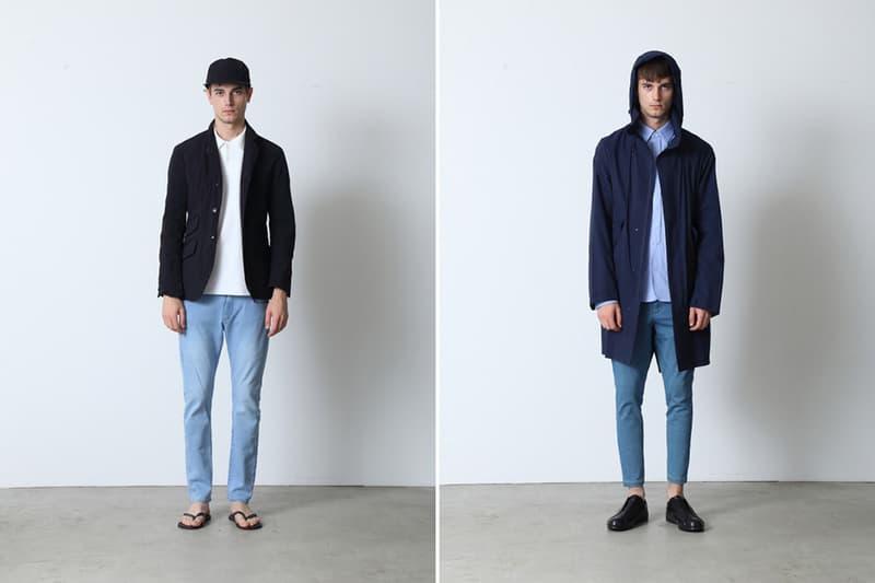 Minotaur 2018 Spring Summer Lookbook collection tokyo japan