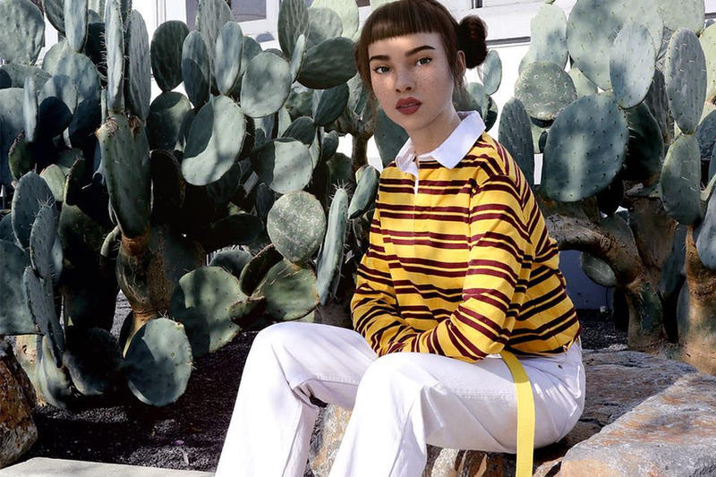 Miquela Sousa Fashion First Computer Generated Influencer lilmiquela