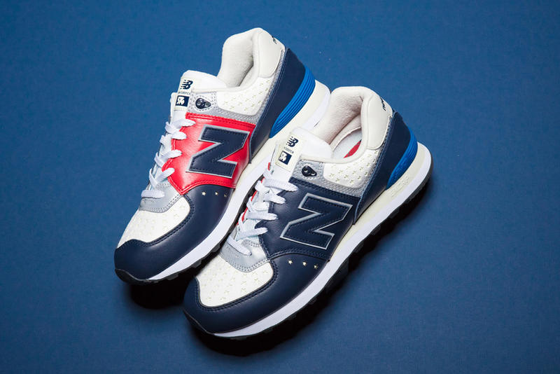 meet 73e29 d9ee3 mita sneakers x WHIZ LIMITED x New Balance 574 | HYPEBEAST