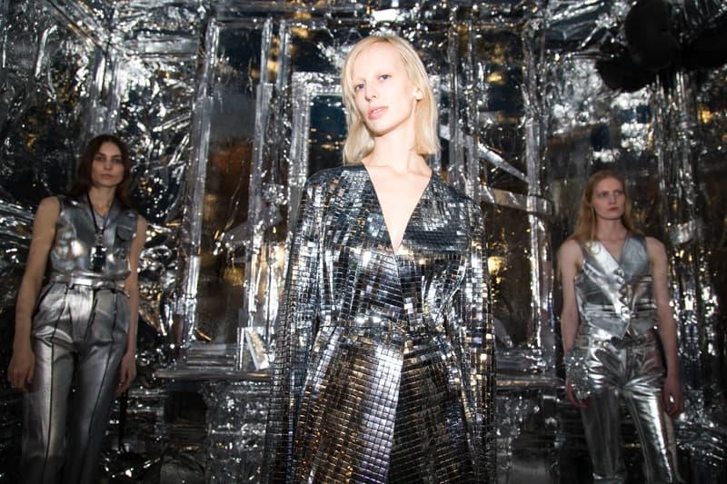 MM6 Maison Margiela London Fashion Week Womens February 2018