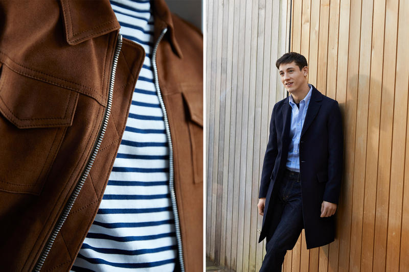 Mr Porter Launches Second Mr P Collection