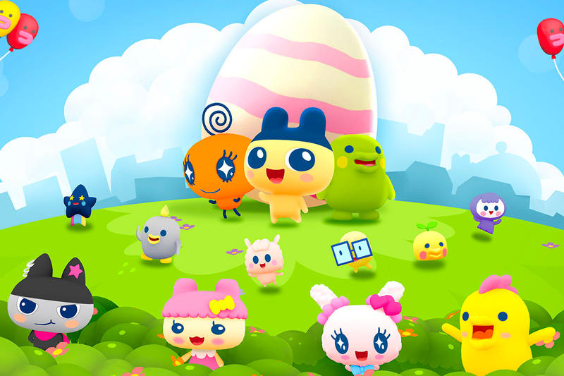My Tamagotchi Forever iOS Android App March 15 Release Date